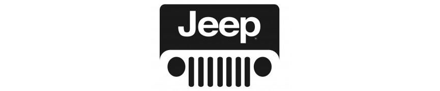 Elargisseurs de voie Jeep