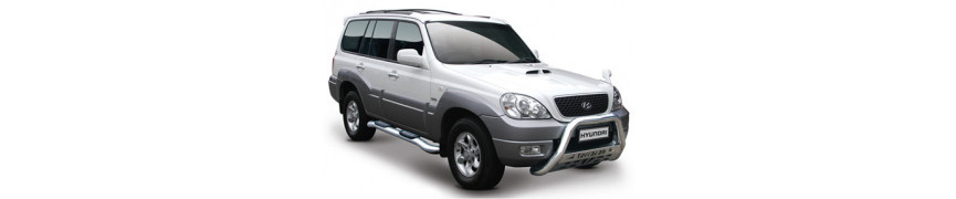 Suspension Hyundai Terracan
