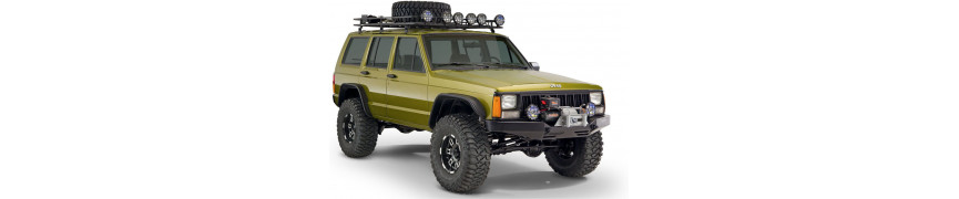 Suspension Jeep XJ