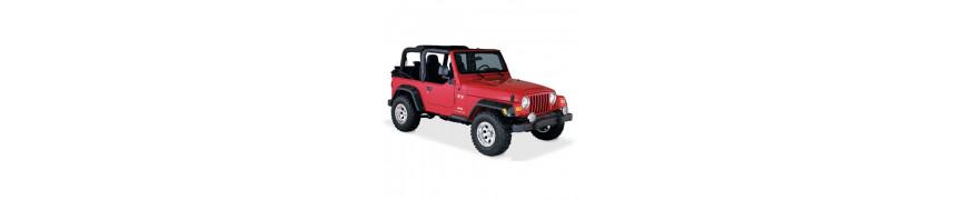 Suspension Jeep Tj