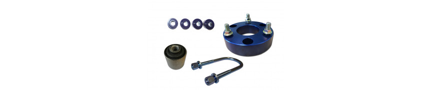 Accessoires suspension Land rover Defender