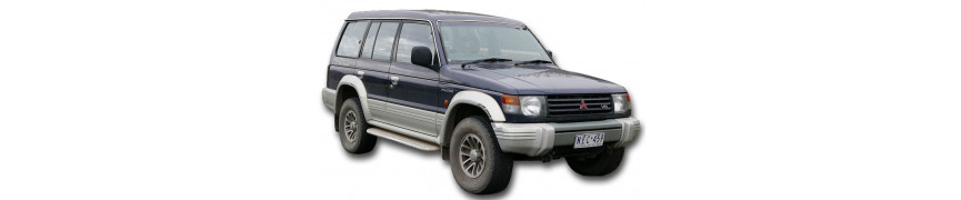 Suspension Mitsubishi Pajero après 05/1991