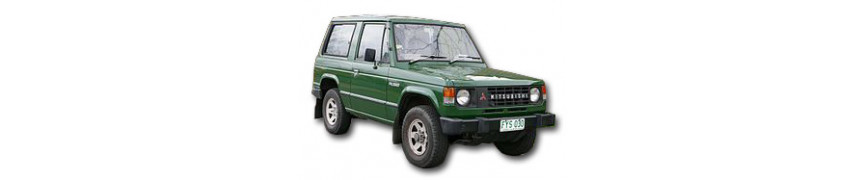 Suspension Mitsubishi Pajero jusqu'à 05/1991