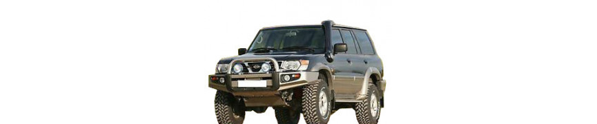 Suspension Nissan Patrol GR Y61