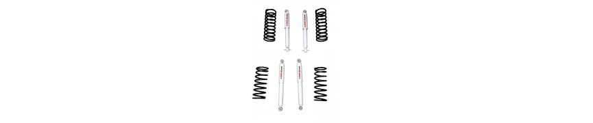 Kit complet suspension Patrol Y61