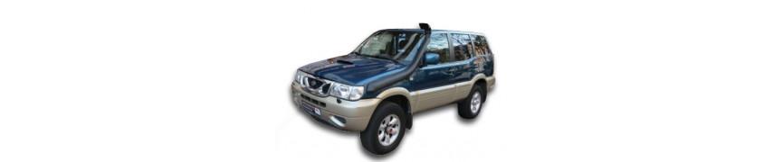 Suspension DJEBELXtreme pour Nissan Terrano.