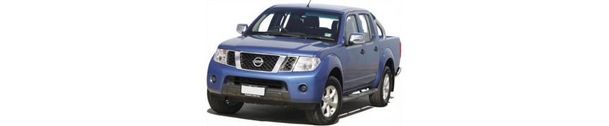 Suspension Nissan Navara D40
