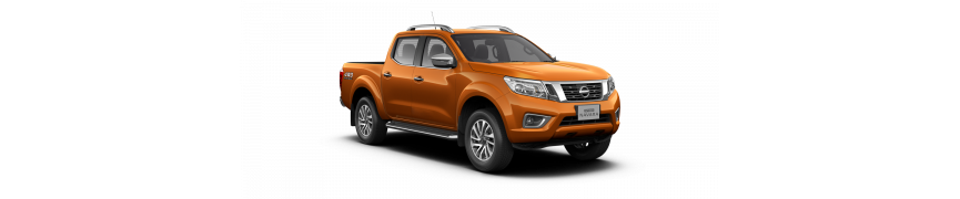 Suspension Nissan Navara D23 NP300