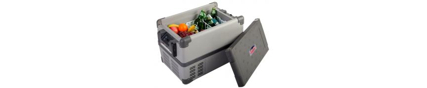 Réfrigérateurs DJEBELXtreme à compresseurs Danfoss
