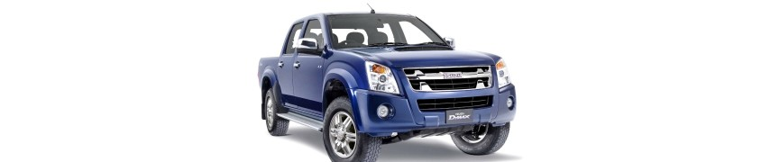 PROTECTION ISUZU D-MAX 2007 ON