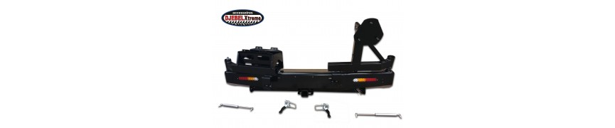 PARE-CHOCS FORD RANGER 2012ON