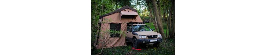 Tentes de toit DJEBELXtreme